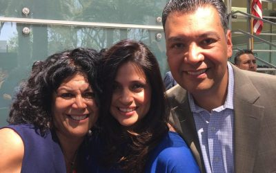 Making a difference with California State Secretary, Alex Padilla