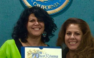 "Pico Rivera proclaims April ""Bone Marrow Awareness Month"""